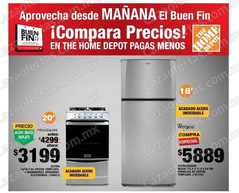 ofertas en home depot el buen fin 2014 pantalla led de 40 en 3997 ofertas en productos para. Black Bedroom Furniture Sets. Home Design Ideas