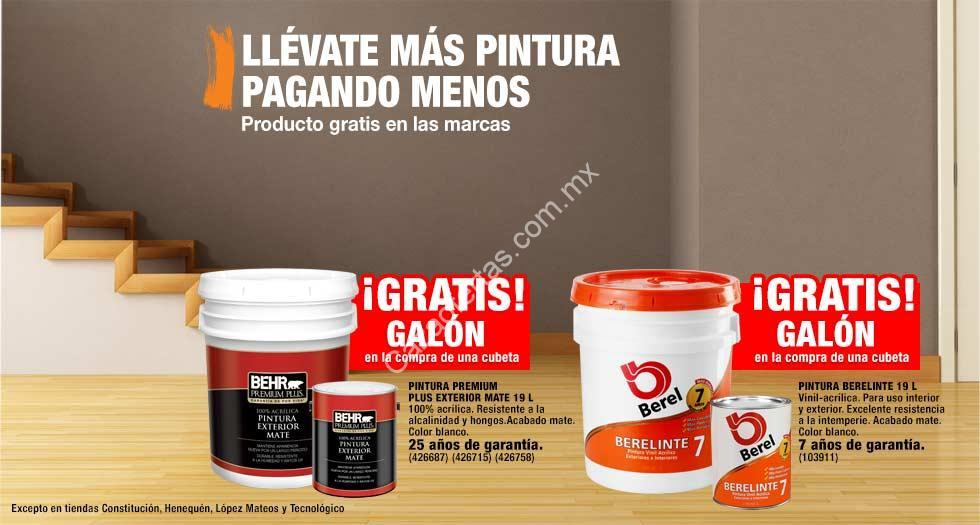 D As Del Color Home Depot Pintura Gratis Compra Una