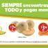 Walmart martes de frescura: zanahoria $3.90, melón $7.90 y aguacate $18.90