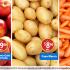 Papa $8.90, manzana gala $19.90 y zanahoria $4.90 en el martes de frescura Walmart del 28 de octubre