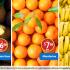 Platano $3.90, mandarina $7.90 y aguacate $16.90 mañana martes de frescura en Walmart