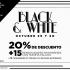 20% de descuento y 12 meses sin intereses en Casa Palacio Santa Fe Black & White