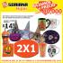 2×1 en productos de Halloween en Soriana (excepto disfraces)