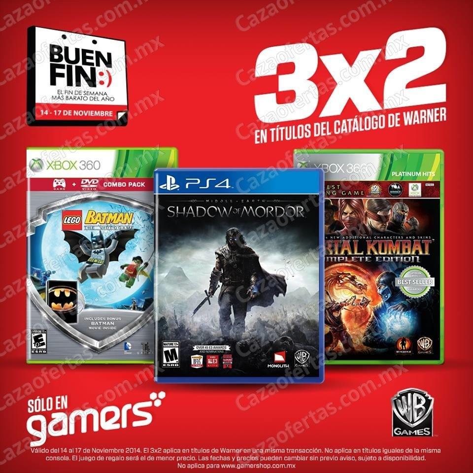 Ofertas en gamers el buen fin 2014 30 de descuento en for Ofertas recamaras buen fin