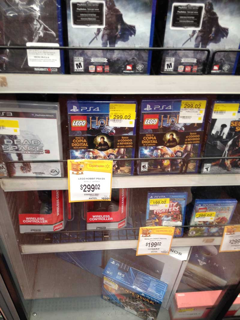 Juego De Lego The Hobbit Para Ps4 Copia Digital De La