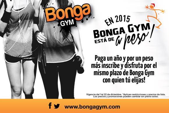 segunda anualidad en bonga gym a s243lo 1 peso