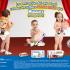 Promoción Huggies KleenBebé puntos Enero 2015: canjea 16 puntos + $109 por mochilas de Toy Story Magic Bags