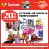 Oferta de día de Reyes en Soriana: 20% de descuento en juguetes de importación