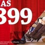 2 pares de zapatos o botas Arantza por $399