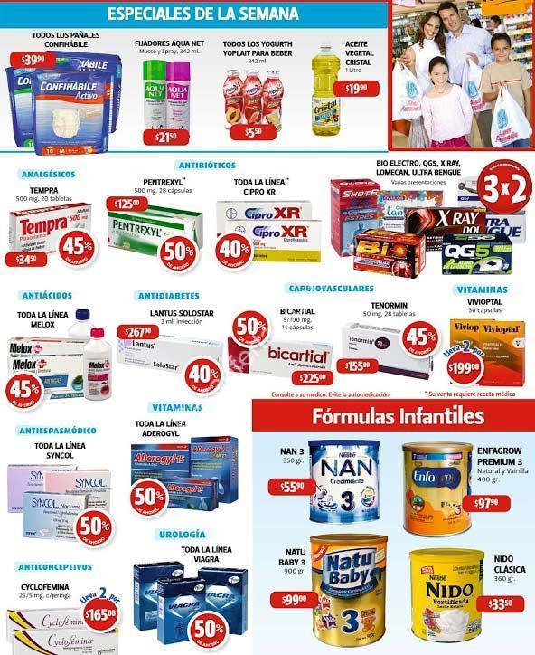 47f707fd0 Folleto de Farmacias Guadalajara