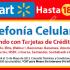 Promoción 18 meses sin intereses en telefonía celular en Walmart