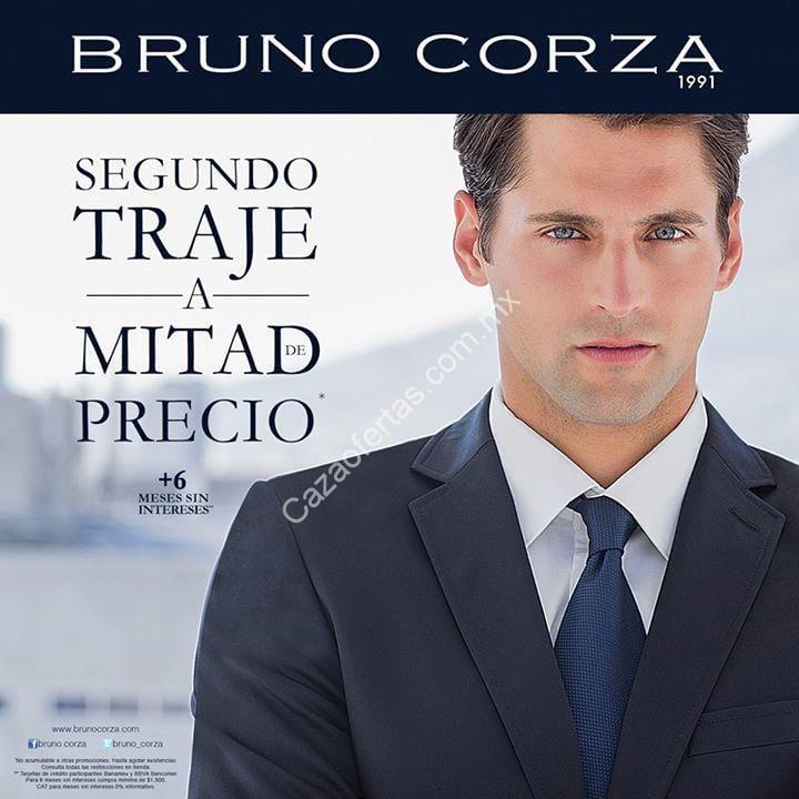 2X1 1 2 en trajes Bruno Corza 296b12747b20