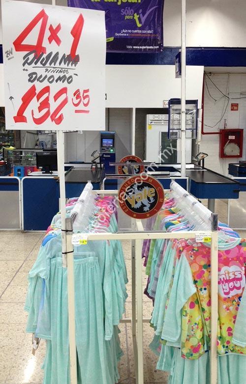 be02343b3 Imagen de la promo  Pijama para niños al 4x1 en tienda del ISSSTE de Vertiz