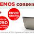 Promoción Elektra Hot Sale 2015: cupón de descuento de $250 + 18 meses sin intereses + envío gratis