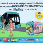 Promoción Puntos KleenBebé Huggies Julio 2015: canje de mochila y lonchera Mickey Mouse con 16 puntos + $125
