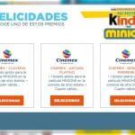 Promoción Kinder Minions te regala boletos para ver la película en Cinemex, descuentos en Recórcholis, 2×1 en Papalote y más