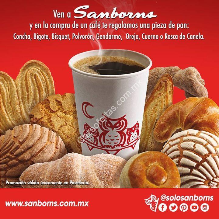 En sanborns pan dulce gratis en la compra de un caf for Sanborns de los azulejos precios