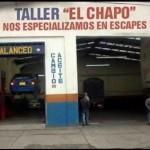 Taller especializado en escapes