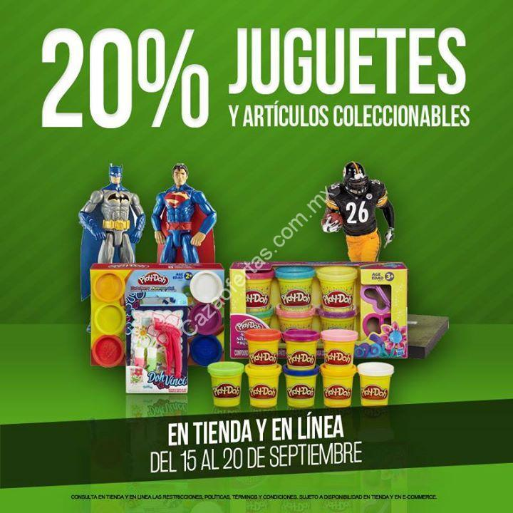 20% de descuento en juguetes y artículos coleccionables en Blockbuster 3ffbf10fdb4