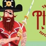 Donas gratis si te vistes o hablas como pirata hoy en Krispy Kreme Estados Unidos