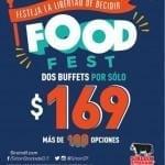Food Fest Sirloin Stockade: 2 buffets por sólo $169 pesos de lunes a sábado