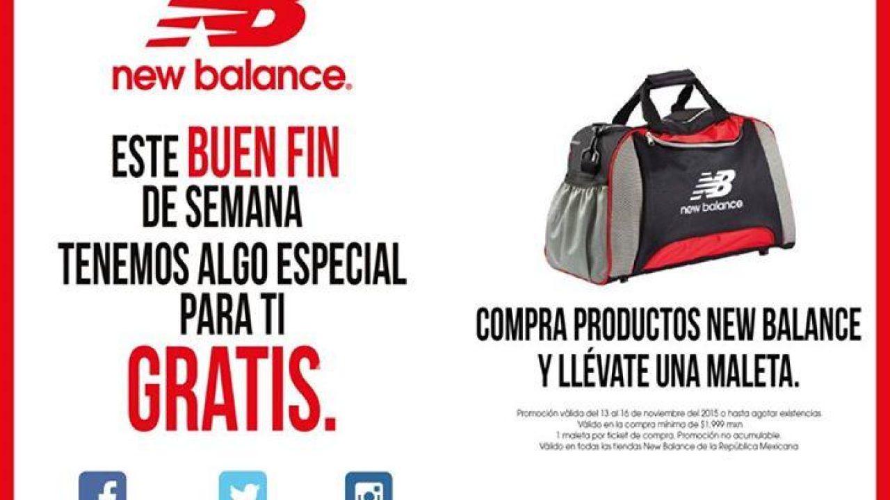 new balance maleta