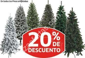 5f42f7d59ee28 En Soriana 20% de descuento en árboles de Navidad artificiales