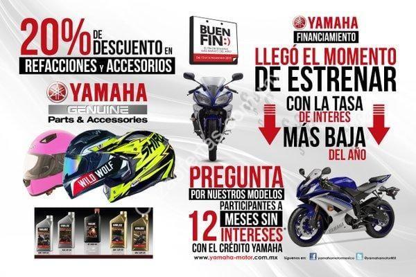 Yamaha Buen Fin