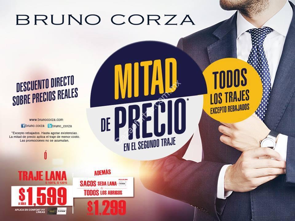 Imagen de la promo  2x1 1 2 en todos los trajes en Bruno Corza 0328c083b095