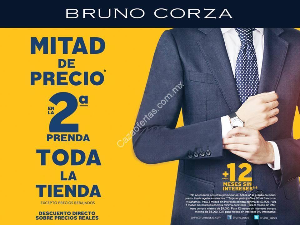 Imagen de la promo  En Bruno Corza 2x1 y medio en toda la tienda 654663659de0