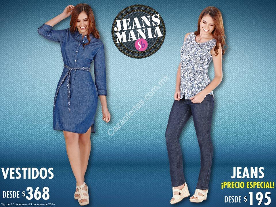 Jeans Manía Suburbia Pantalones De Mezclilla Desde 195 Y