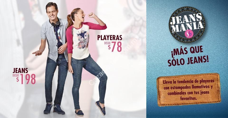 ef374127a35db Jeansmania Suburbia 2016  ofertas en jeans y ropa para toda la familia