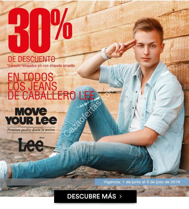 En Coppel 30 De Descuento En Jeans Lee Para Caballero