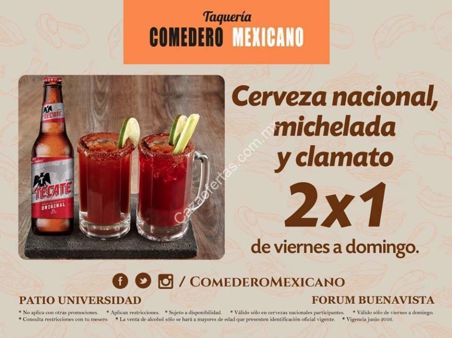 21 En Cervezas Micheladas Y Clamatos En Restaurantes Comedero