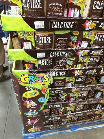 Promo Cal-C-Tose regreso a clases: kit de plumones Crayola gratis en ...