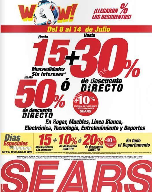 Rebajas en Sears: hasta 50% de descuento en electrónica ... - photo#12