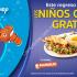 Promoción Vips Los niños comen GRATIS