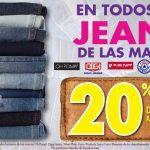 En Suburbia 20% de descuento en jeans y en estuches de fragancias este fin de semana