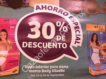 d0fec7b6a393 En Soriana Quincena de la Ropa Interior: 30% de descuento en varias ...