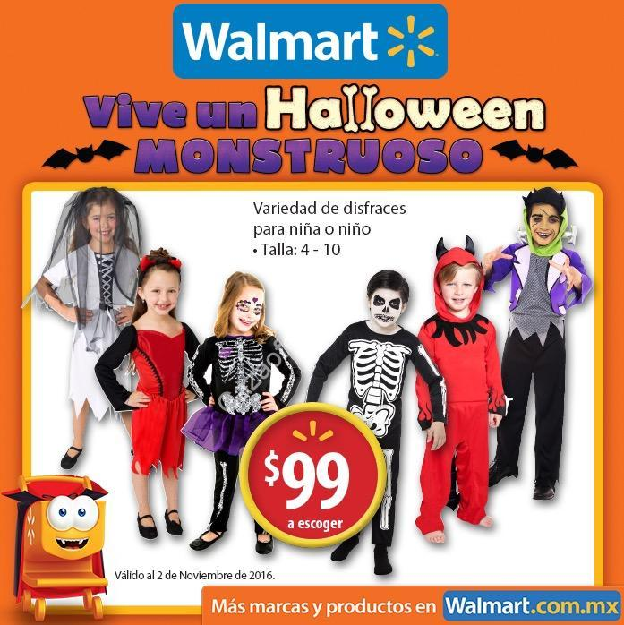 disfraces de halloween walmart mexico