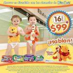 Promoción puntos KleenBebé y Huggies Noviembre 2016: Alcancías de Winnie Pooh y Tigger por 16 puntos + $99