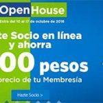 En Sams Club Open House compra sin membresía del 13 al 17 de octubre de 2016