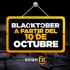 Promoción Blacktober Smart Fit con inscripción gratis del 10 al 19 de octubre