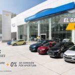 Ofertas Chevrolet El Buen Fin 2016: Hasta 42 meses sin intereses + 1 año de seguro gratis + 0% comisión por apertura