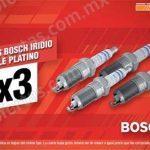 Ofertas Autozone Buen Fin 2016: 4×3 en bujías Bosch, juego de herramientas 175 piezas $600 y más