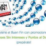 Promoción Bancomer Buen Fin 2016: meses sin intereses y puntos al doble