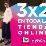 En Capa de Ozono ofertas del Buen Fin 2016: 3×2 en toda la tienda en línea