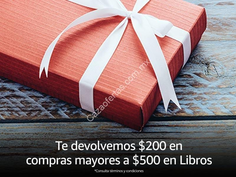 cupon descuento libros amazon