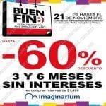 Promoción Imaginarium El Buen Fin 2016: Hasta 60% de descuento y hasta 6 meses sin intereses