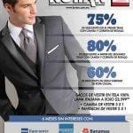 Ofertas Kurian el Buen Fin 2016: 75% de descuento en trajes + camisa y corbata gratis